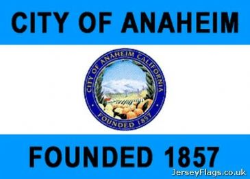 Anaheim  (Orange County) (California) (USA)